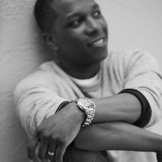 @LeslieOdomJr is a class act in our Fossil Q Grant Hybrid