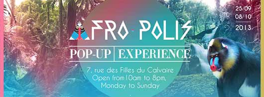 AFROPOLIS POP UP EXPERIENCE