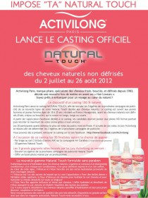 Activilong Casting Natural