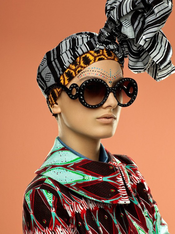 African Visions Vogue Accessory  e