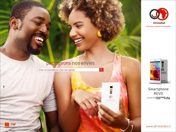 Afrimarket : Site e-commerce de proximité à destination de l'Afrique