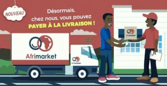 Afrimarket e commerce dispora afrique