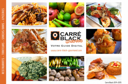 Afro Guide Digital Carre Black Gourmand