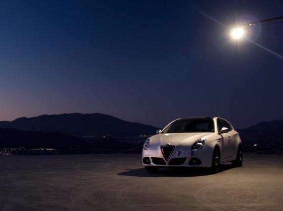 Alfa Romeo Giulietta  e