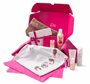 All you need is Rose la beauty box dediee aux femmes touchees par le cancer