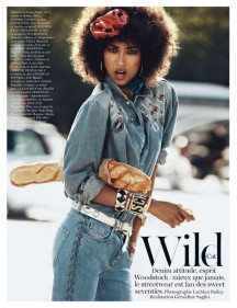 Anais mali vogue paris