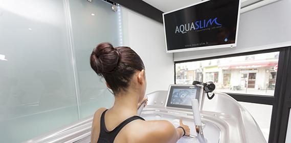Aquabiking Aquaslim Cardinet Une