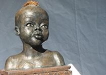 Exposition : les sculptures de Babilio à l'atelier show-room Khara Tuki