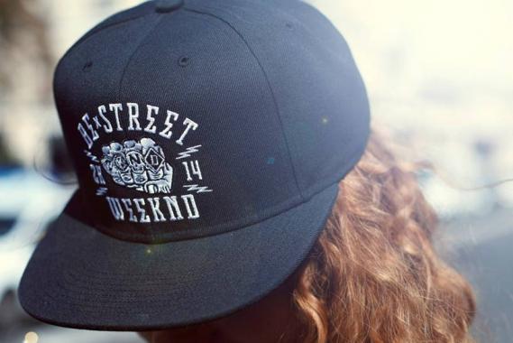 Be street starter label