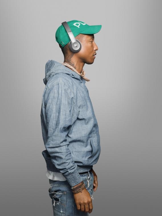 Beats-by-dre-got-no-strings-headphones-casque-sans-fil_Pharrell Beats by Dre : Casting all star pour la campagne « Got No Strings »