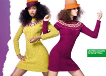 United Colors of Benetton présente son Lookbook Automne-Hiver 2012
