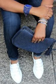 Blue Valentine LA Girl Lipstick Balsamik sneakers