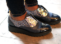 Glitter creepers