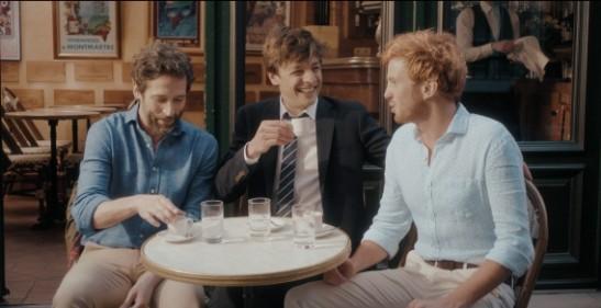 CAFE COTON campagne des chemises et des hommes