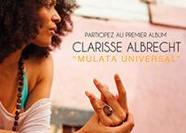 Clarise Albrecht fait appel aux internautes pour produire son premier album