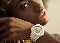 Casio Baby G Joyrich watch home