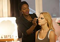 Cate P. Beauty Workshop in Paris
