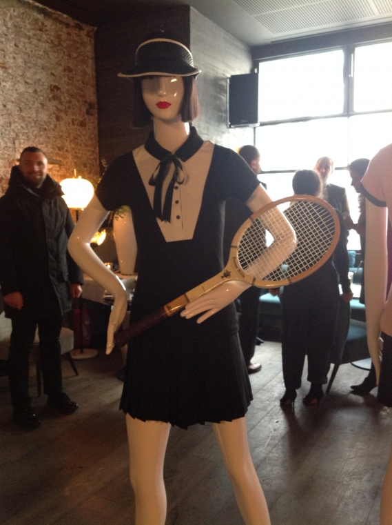 Chantal Thomass Roland Garros