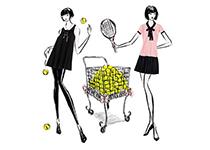 Chantal Thomass Roland Garros  Home