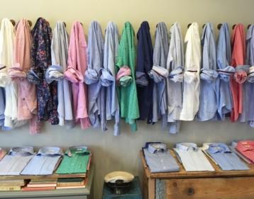 Chemises Atelier Café Coton