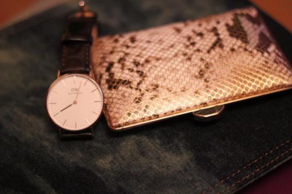 Classic York Lady Daniel Wellington