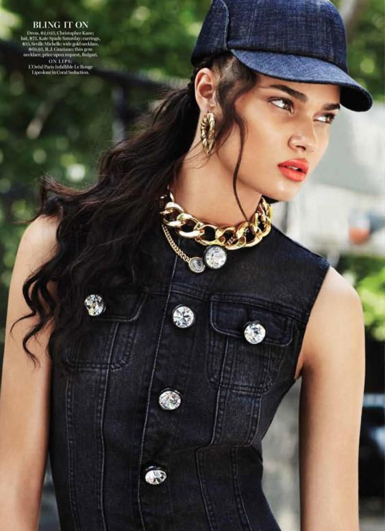 Daniela Braga Marie Claire US  e