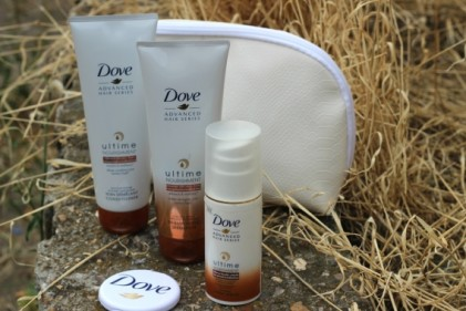 Dove Ultime Nourishment cheveux afro sec soin crepus naturel