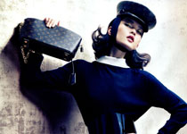 Du Juan pour Rhapsody of Fashion – The Evolution of Louis Vuitton – Vogue China