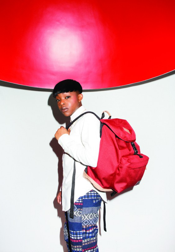 EASTPAK Lookbook Spring Summer 2014
