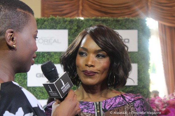 Essence Magazine Black Women In Hollywood  Timodelle Magazine Angela Bassett e