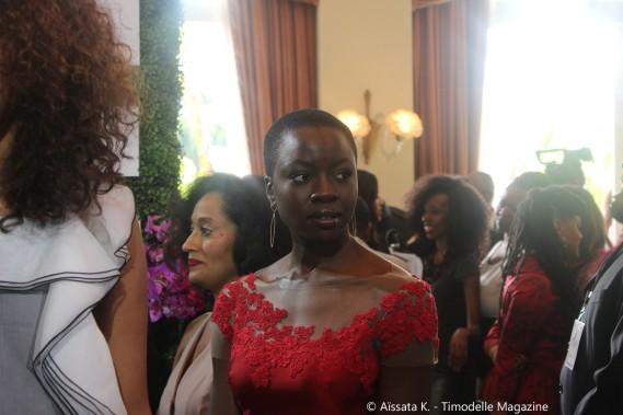 Essence Magazine Black Women In Hollywood  Timodelle Magazine Danai Gurira e