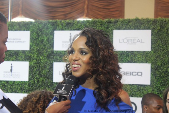 Essence Magazine Black Women In Hollywood  Timodelle Magazine Kerry Washington  e