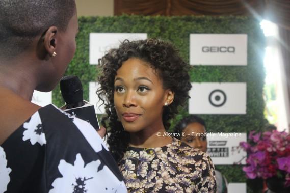 Essence Magazine Black Women In Hollywood  Timodelle Magazine Nicole Beharie e