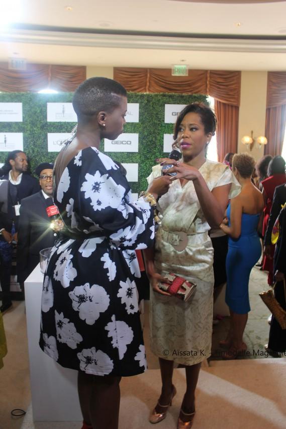 Essence Magazine Black Women In Hollywood  Timodelle Magazine Regina King  e