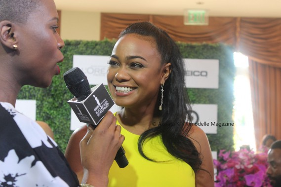 Essence Magazine Black Women In Hollywood  Timodelle Magazine Tatyana Ali e
