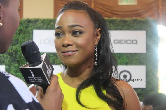 Essence Magazine Black Women In Hollywood  Timodelle Magazine Tatyana Ali  e
