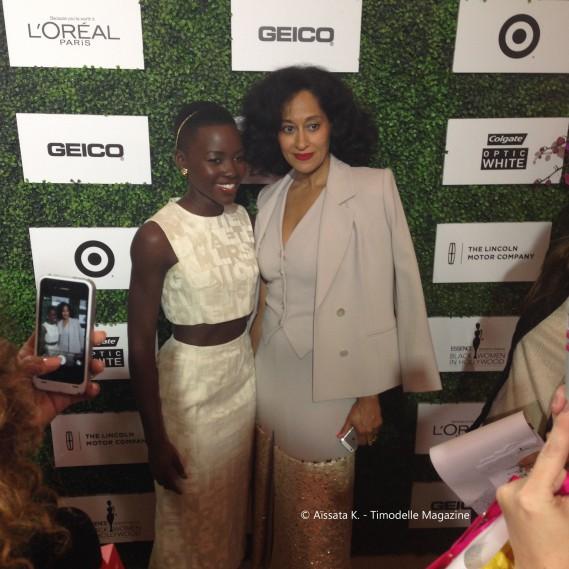 Essence Magazine Black Women In Hollywood  Timodelle Magazine lupita Tracee Ellis Ross e