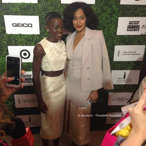 Essence Magazine Black Women In Hollywood  Timodelle Magazine lupita nyongo Tracee Ellis Ross  e