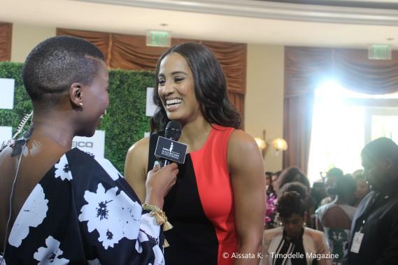 Essence Magazine Black Women In Hollywood  Timodelle Magazine skylar diggins e