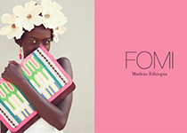 FOMI Collection : Le Luxe Made in Ethiopia