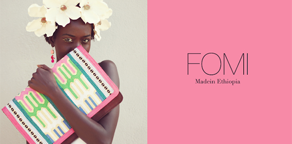 FOMI collection by Afomia Tesfaye une