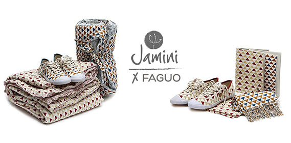 Faguo Jamini collection Une