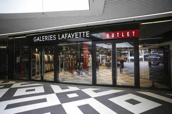 Galeries Lafayette Outlet One Nation Paris