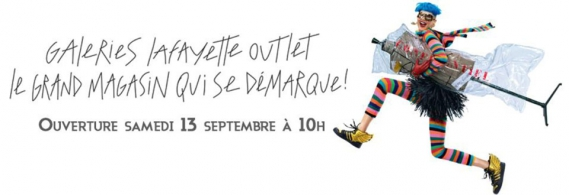 Galeries Lafayette Outlet