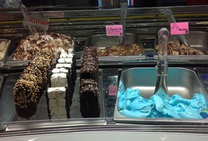Gelato glaces