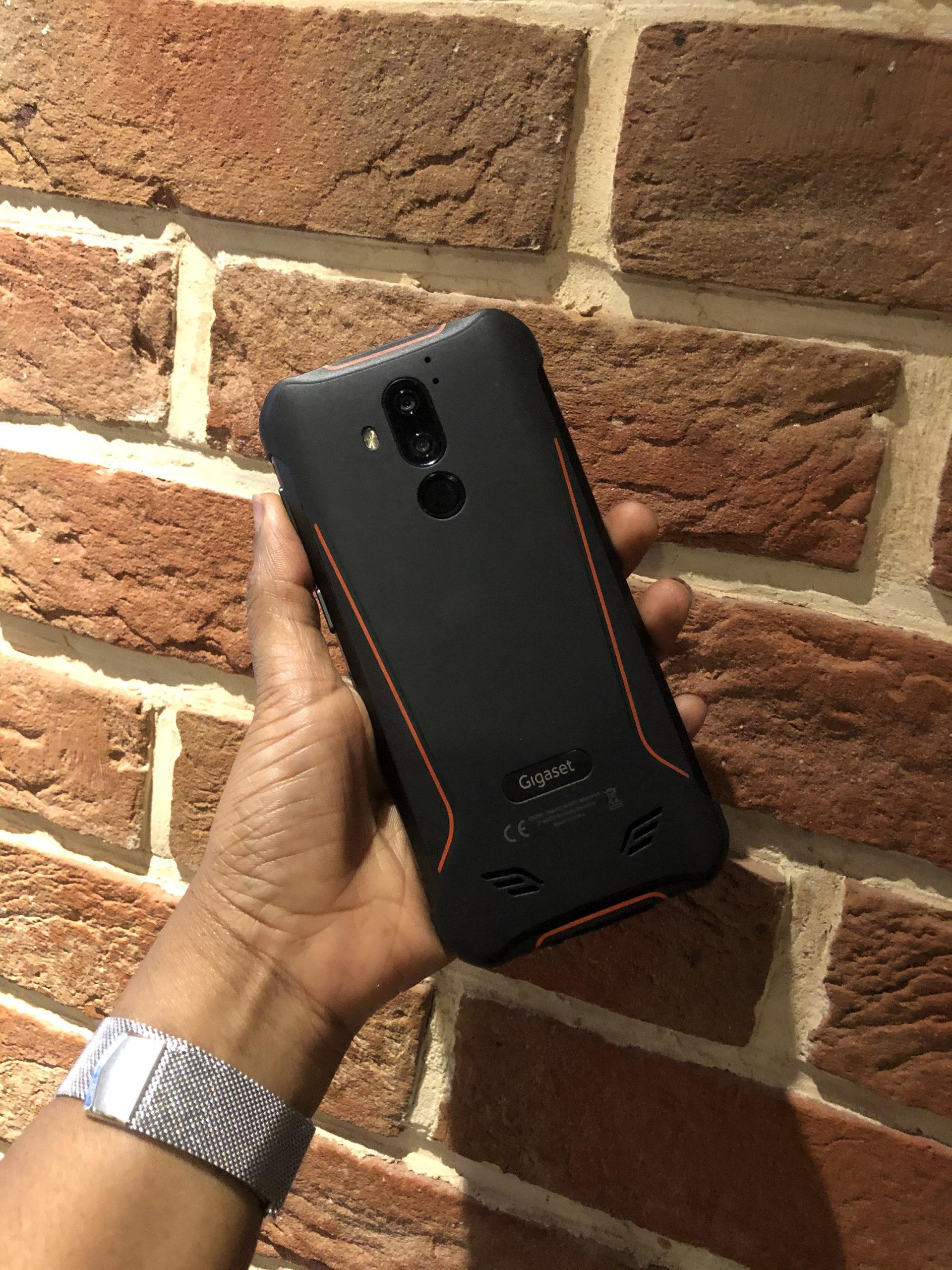 Gigaset GX290 smartphone 02