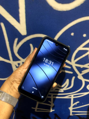 Gigaset GX290 smartphone 03