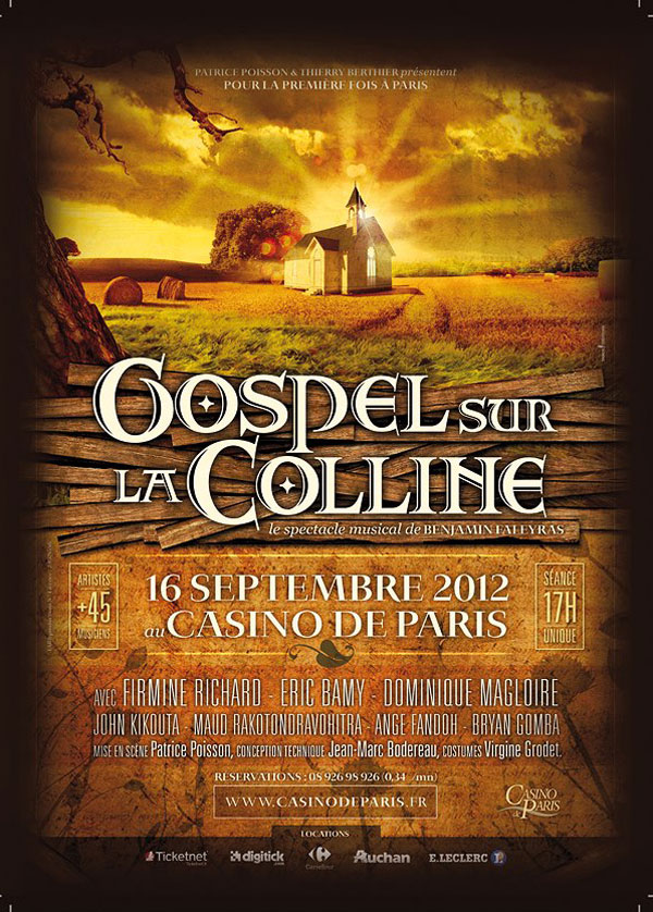 Gospel sur la colline timodelle