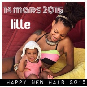 HAPPY NEW HAIR  afrohair