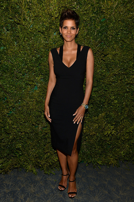 Solange Knowles & Halle Berry au diner Michael Kors and United Nation World Food Programme